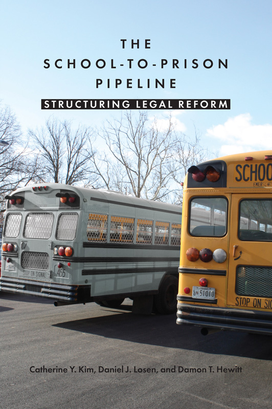 Pipeline To Prison Special Education >> The School To Prison Pipeline The Civil Rights Project At Ucla